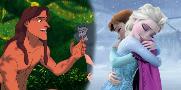 All about the theory that unites Frozen with Tarzan