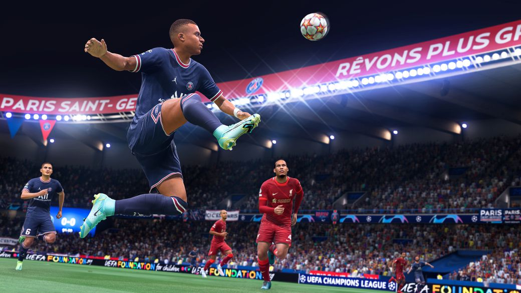Kylian Mbappé reveals the mystery: this is his average in FIFA 22