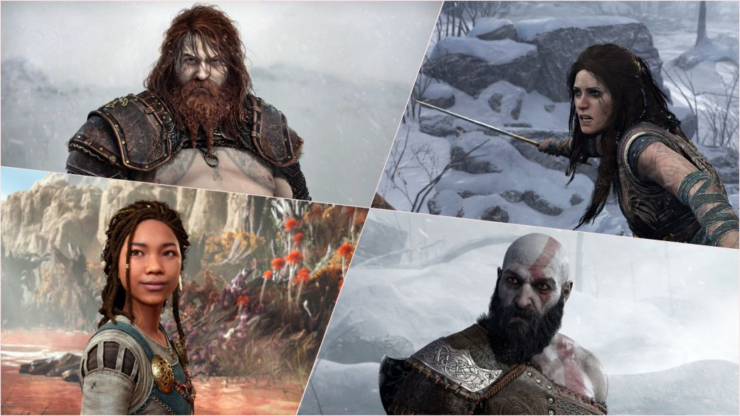 God of War Ragnarok Introduces the Looks of Various Characters: Thor, Freya, Sindri, Brok, and More