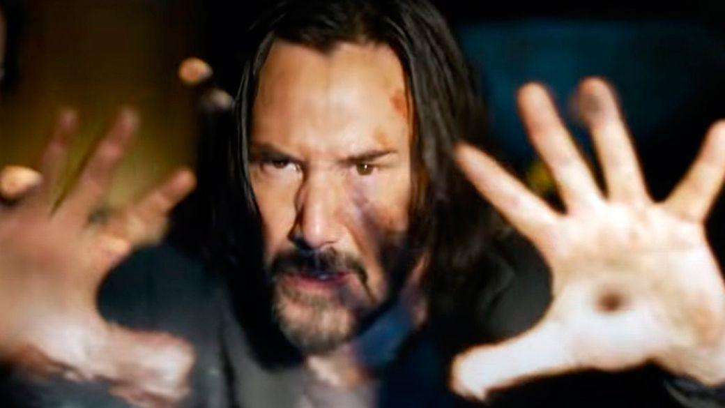 Matrix Resurrections official synopsis omits both original film sequels