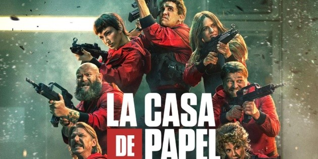 La Casa de Papel: a week after the premiere, Netflix spoiled the most important death of the series