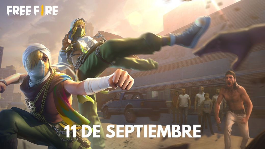 Today's Free Fire Codes September 11, 2021;  all free rewards