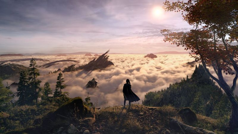 Forspoken and Final Fantasy Origin will be at the Tokyo Game Show 2021