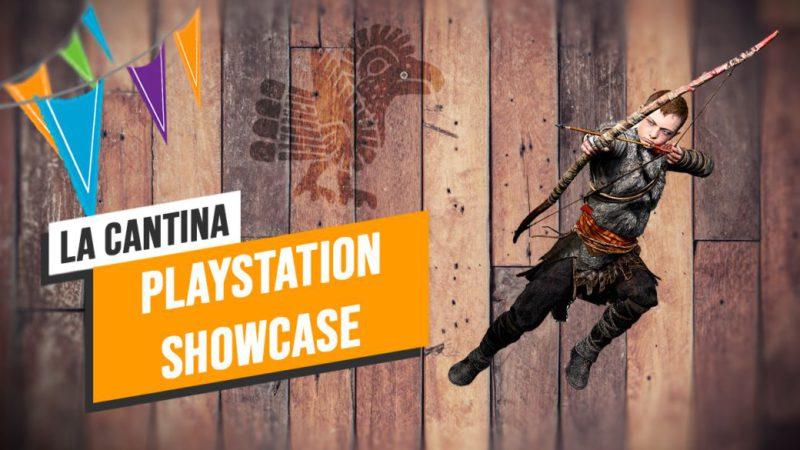 La Cantina: PlayStation Showcase