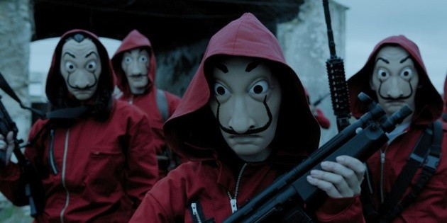 La Casa de Papel: the impressive accident suffered by one of the actors during filming