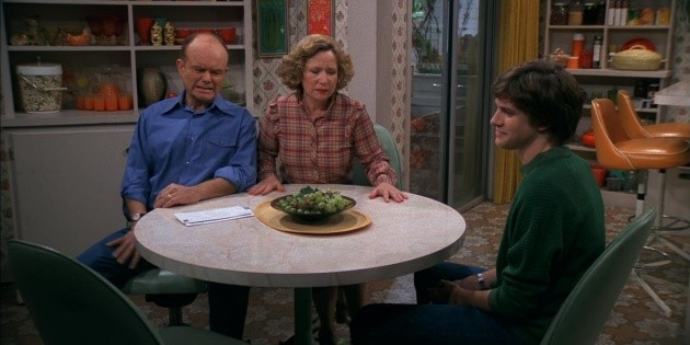 The creator of That 70s Show ended with a great mystery of the series