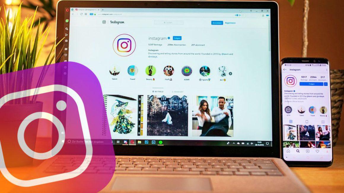 Cómo subir fotos a Instagram desde el ordenador sin aplicaciones