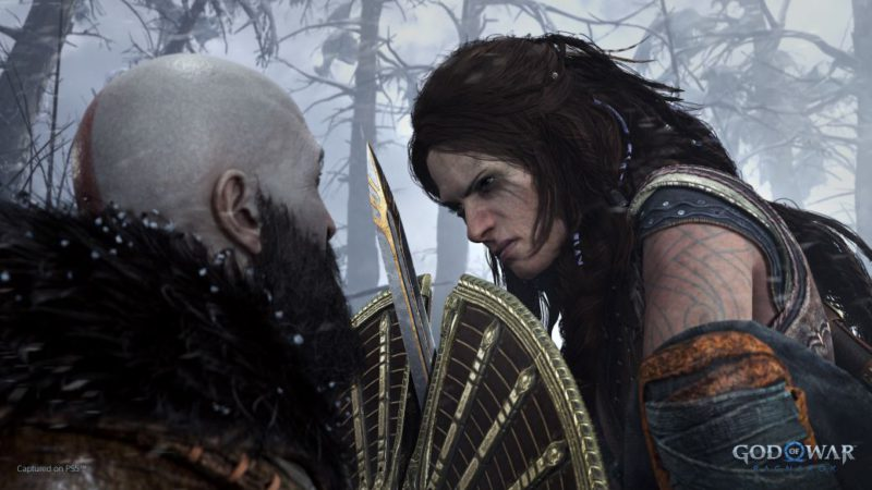 God of War: Ragnarok will keep the sequence shot of the PS4 game