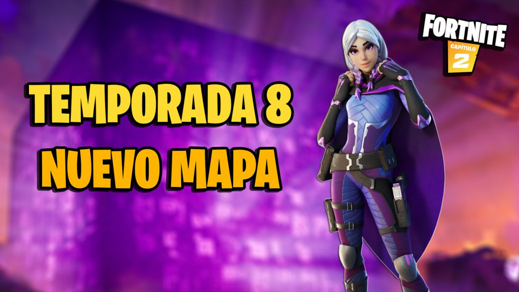 New Fortnite Season 8 map: all changes and new areas