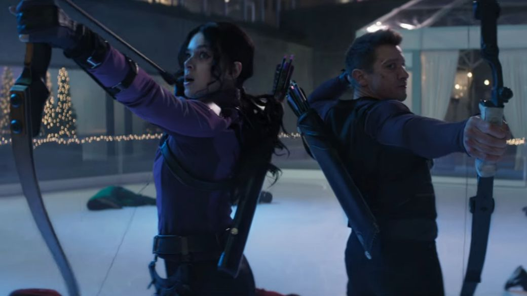 Disney + Hawkeye: this is how spectacular its new trailer looks