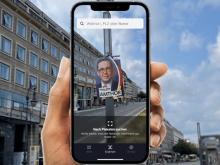 FaceTheFacts: App provides information about Bundestag candidates via election poster scan