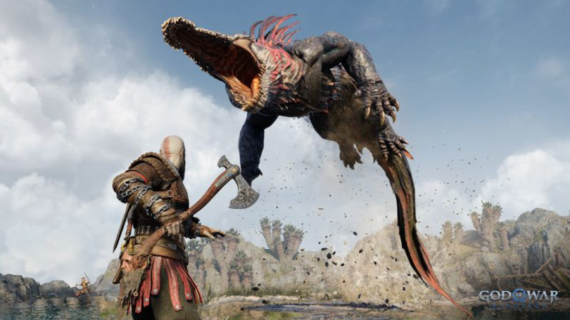 God of War: Ragnarok will have a more vertical and varied combat, says its director