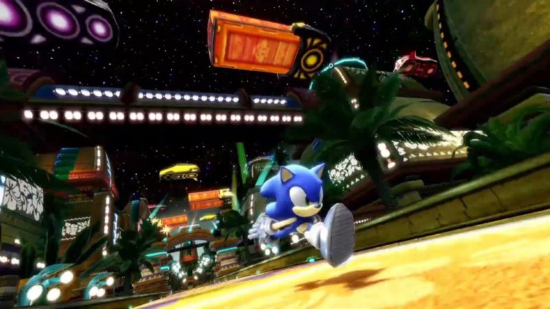 Sonic Colors: Ultimate already has a physical release date