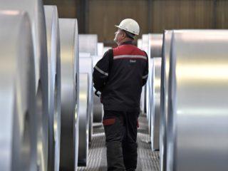 Los precios del aluminio alcanzan su cota máxima de los últimos 13 años