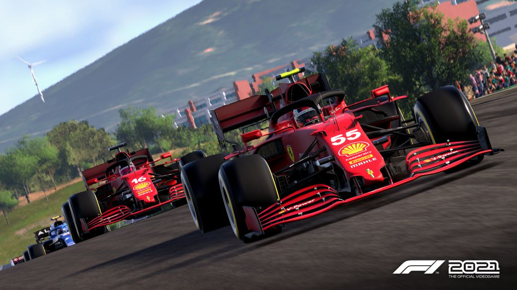 F1 2021 discovers the roadmap of its free content;  Portimao now available