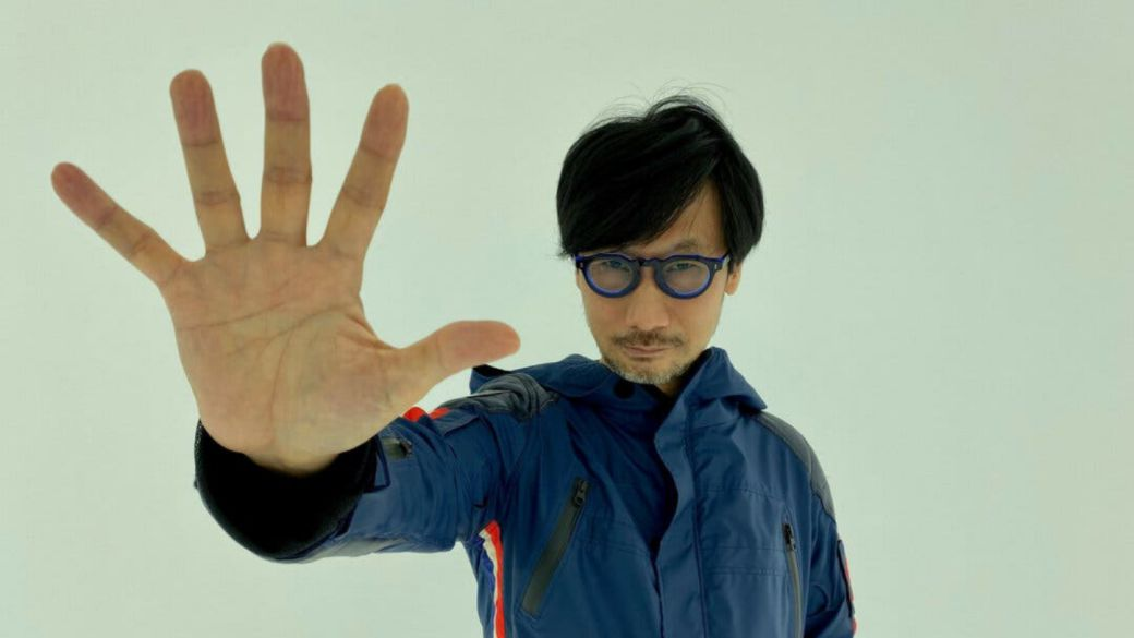 Hideo Kojima wants to make a game that changes in real time;  different for each player