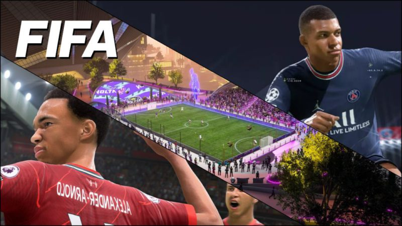 FIFA 22 for PS5: DualSense, 3D Audio, HyperMotion, Haptic Feedback and more