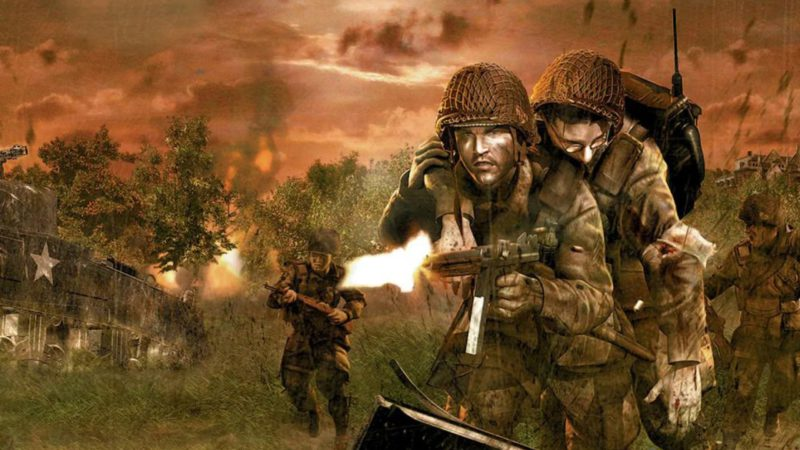 Gearbox confirms a new Brothers in Arms, but we will have to wait