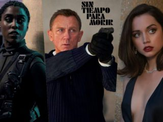 James Bond 007 No Time to Die presents its new agents in a new trailer