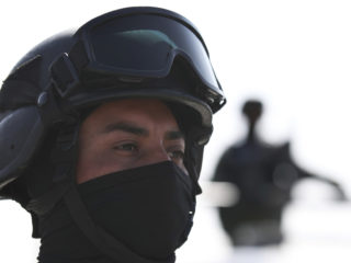 VIDEO: Salen a la luz imágenes del momento en que presuntas fuerzas especiales de México liberan al jefe narco 'Metro 27'