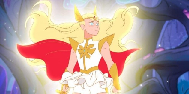 Amazon is developing a live action series of She-Ra
