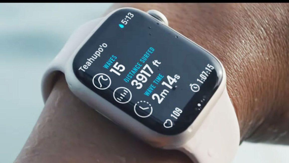 Ya oficial el nuevo Apple Watch Series 7 con pantalla más grande y mucho más resistente