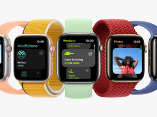 Apple Watch Series 7: larger display, flatter case