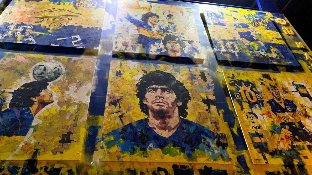 Boca Juniors will be in FIFA 22