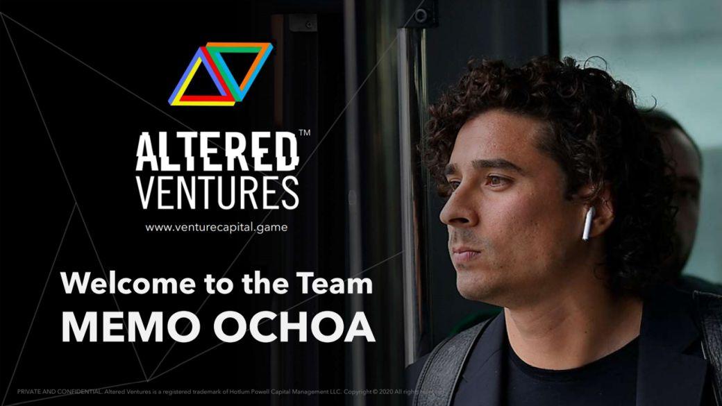 Memo Ochoa, gamer, streamer and promoter of the video game industry in Latin America