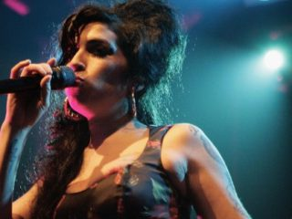 Amy Winehouse's most listened to songs on Spotify