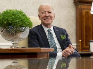 Un libro revela que dos antepasados de Joe Biden poseyeron esclavos