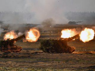 VIDEO: Rusia muestra robots de combate capaces de destruir tanques durante los ejercicios Západ-2021