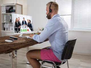 Microsoft study: Working from home can affect productivity and innovation