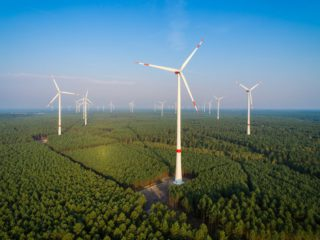 Wind industry relies on hydrogen and a new government