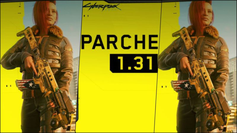 Cyberpunk 2077 receives Patch 1.31: news and comparison on PS5, PS4 and Xbox