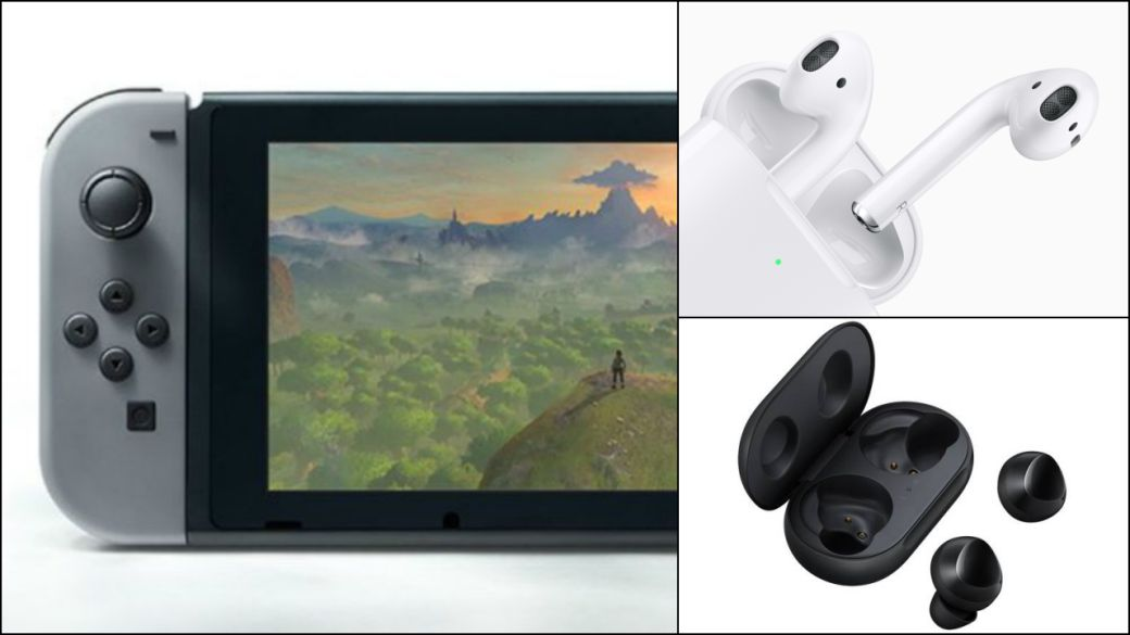 Nintendo Switch: How to connect your AirPods or other Bluetooth headphones