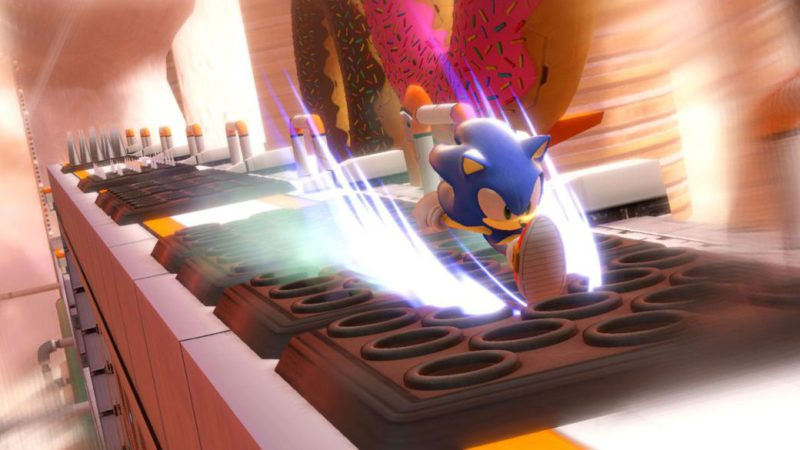Sonic Colors: Ultimate updates on Nintendo Switch (patch 1.0.4) and fixes bugs