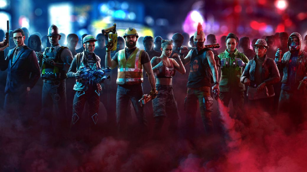 Watch Dogs Legion: update occupies only 3.2 GB on PS5 thanks to compression