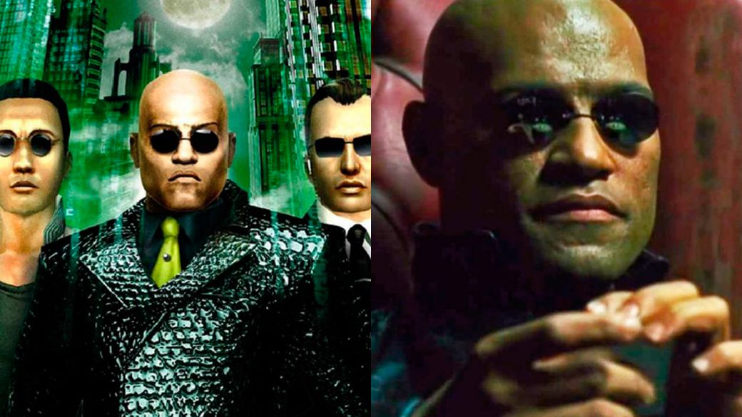 The Matrix Online explains why Laurence Fishburne's Morpheus doesn't appear in Matrix 4
