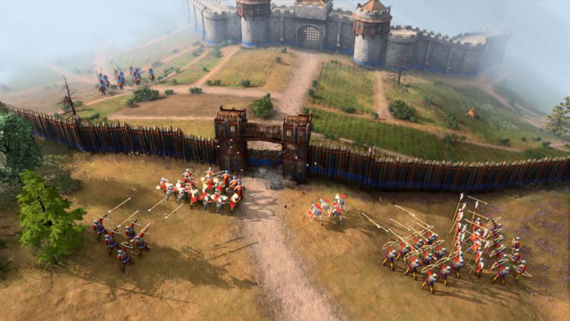 Age of Empires 4 announces an open technical test for this week