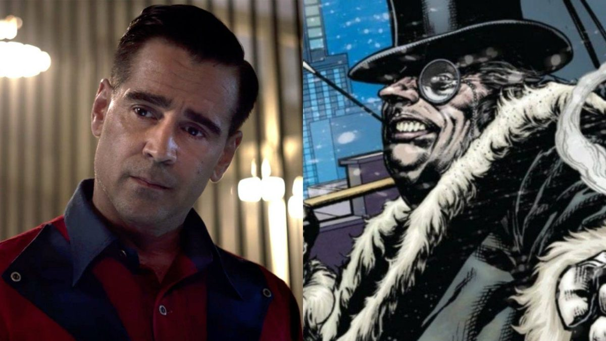 Batman spinoff series coming to HBO Max will focus on the rise of Penguin