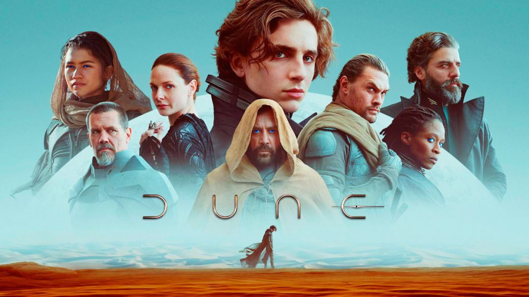 Criticism Dune.  A colossal epic