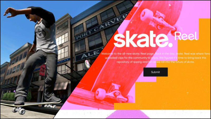 Skate Launches Its Own Content Platform Among The Community;  this is skate.Reel
