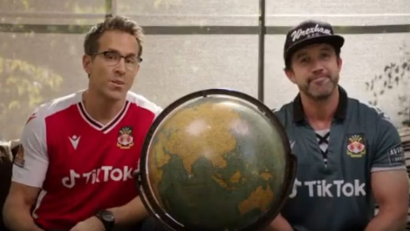 FIFA 22 adds Wrexham AFC, actor Ryan Reynolds' team