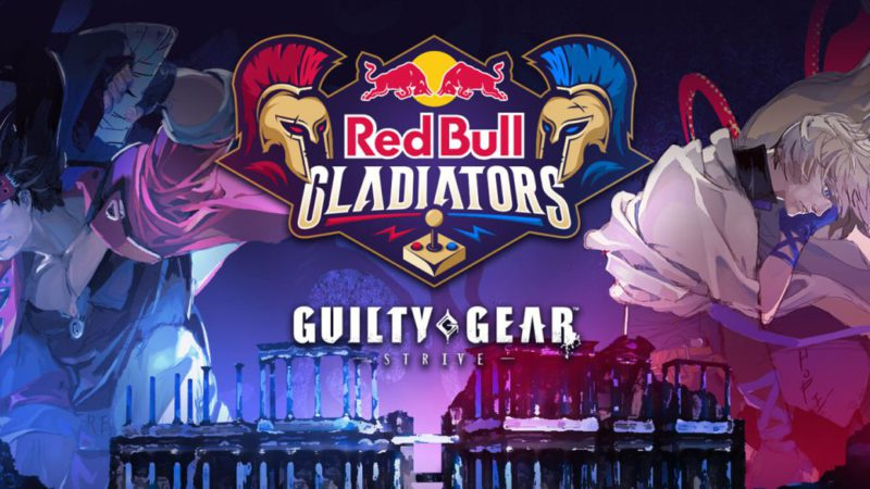 Red Bull Gladiators: date of the Guilty Gear Strive tournament at the Roman theater in Mérida