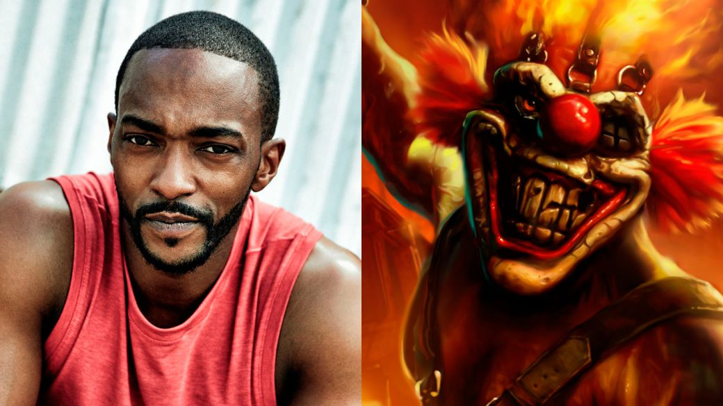 Twisted Metal's live-action series now stars: Anthony Mackie to play John Doe