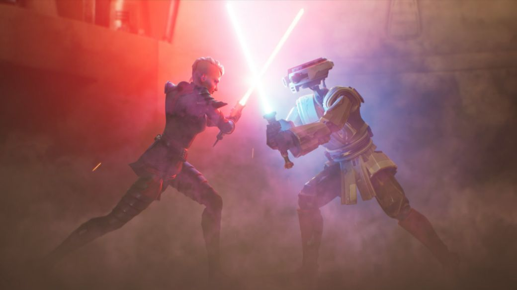 Star Wars: Hunters is delayed, but gives us a new cinematic trailer