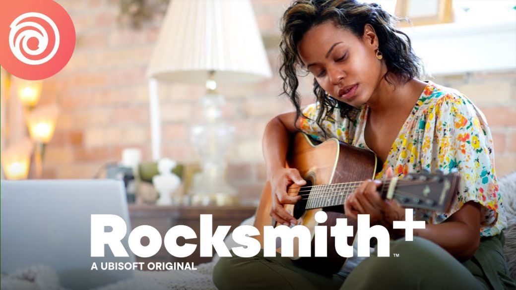 Rocksmith + delayed to 2022;  Ubisoft changes the date of its guitar school