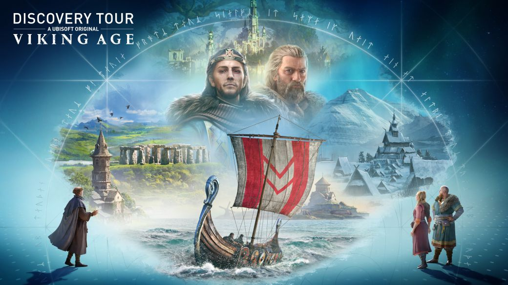 Assassin's Creed Valhalla dates Discovery Tour: Viking Age mode, discover and learn