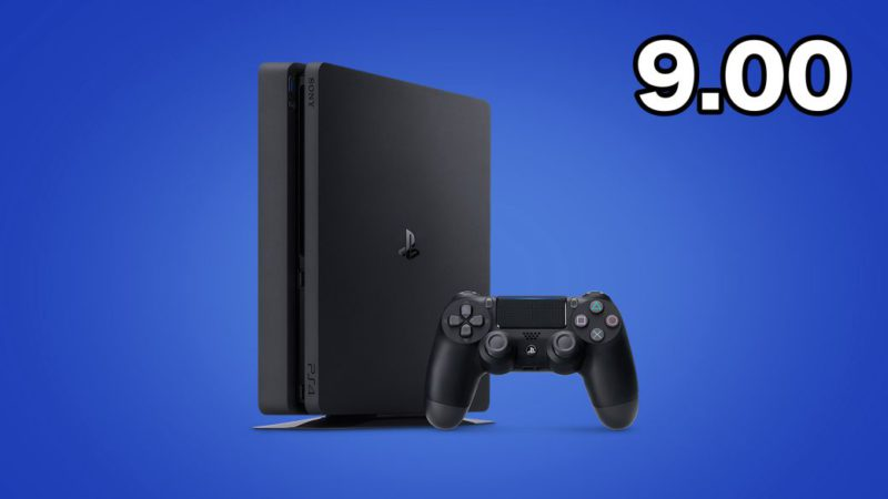 PS4 is updated to version 9.00;  Available now with new PS5 Trophies and more